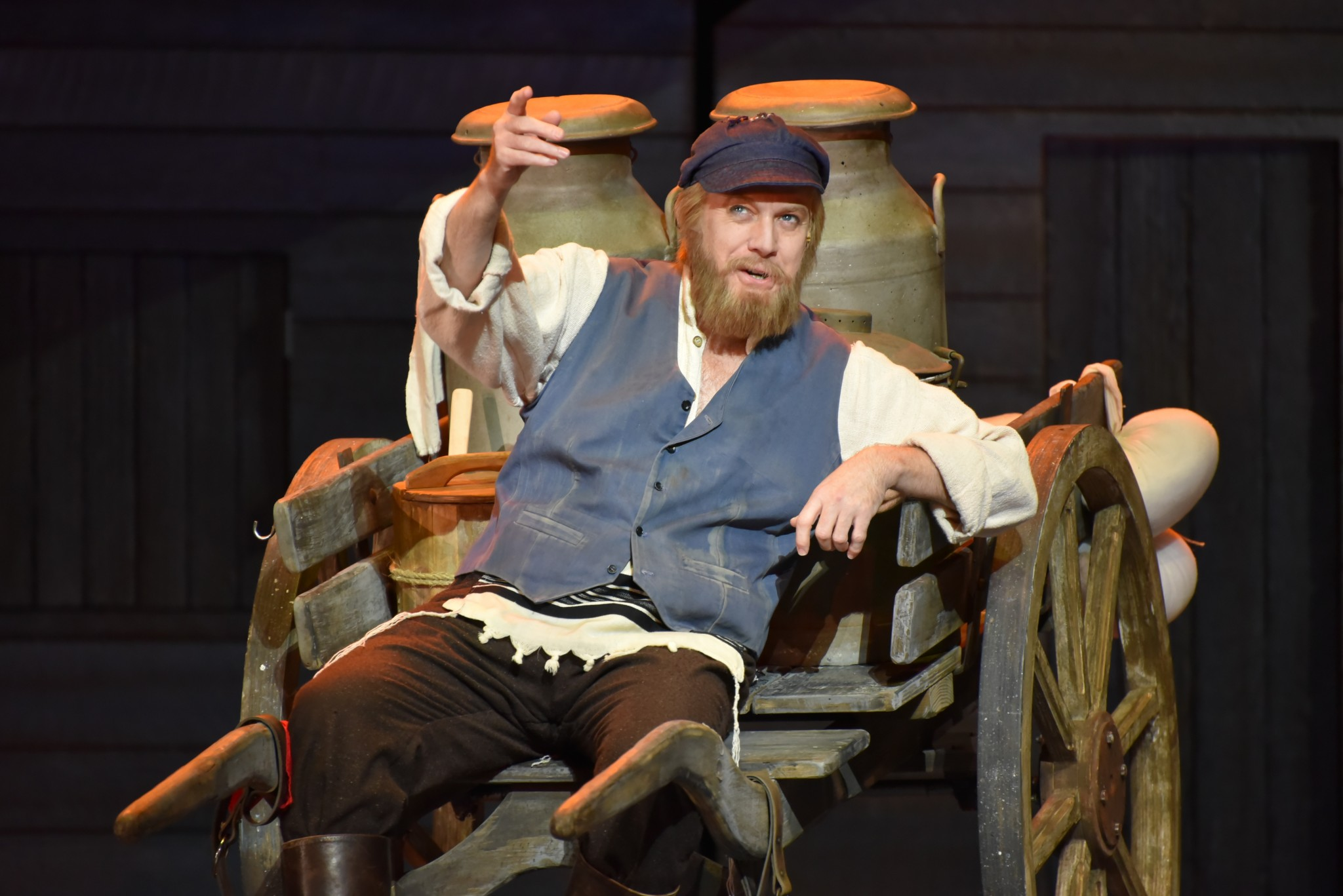 Anthony Warlow - Fiddler on the roof musical