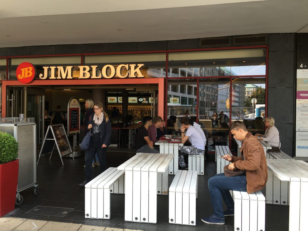 Jim Block Hamburg