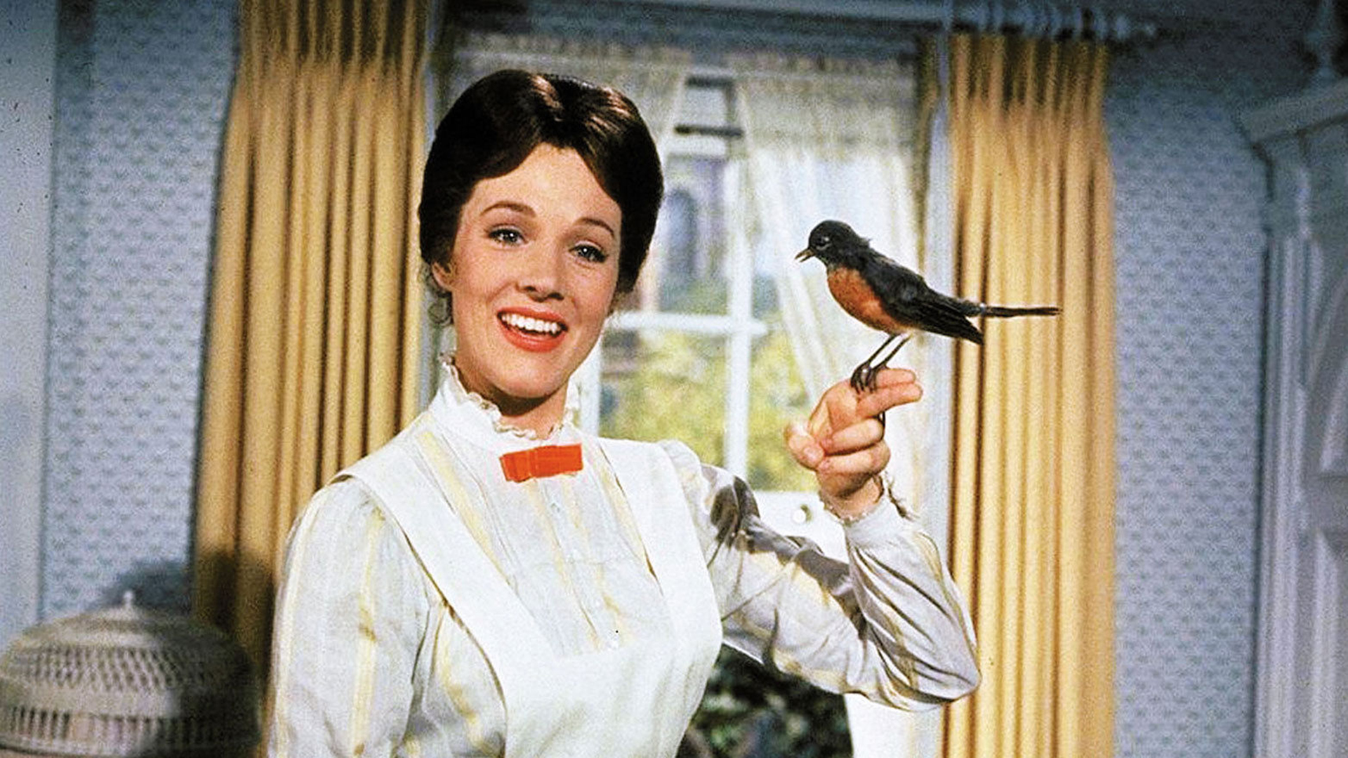 julie andrews a spoonful of sugar 25 things you may not know about julie andrews  julie chose carol to be her daughter's godmother, and the famous friends later performed together at carnegie hall  the whistle of the.